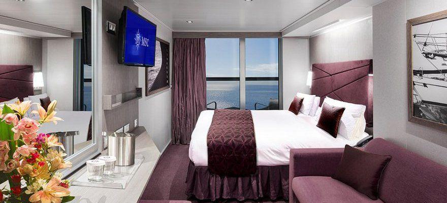Goedkope Middellandse Zee cruise april €827
