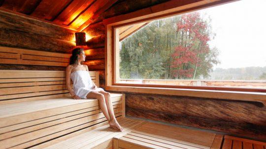 Naar sauna Soesterberg met korting
